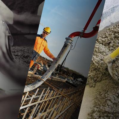 Os tipos de concretos existentes no mercado